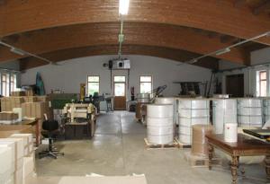 Druckereihalle | Fischbachau